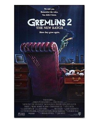 Ímã Decorativo Pôster Gremlins 2 - IPF654