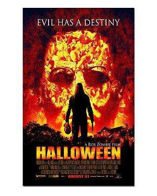 Ímã Decorativo Pôster Halloween (2007) - IPF659