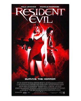 Ímã Decorativo Pôster Resident Evil - IPF671