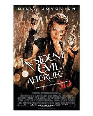 Ímã Decorativo Pôster Resident Evil 4 - IPF674