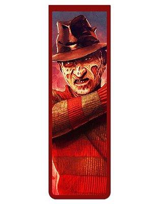 Marcador De Página Magnético Freddy Krueger - Hora do Pesadelo - MFI299
