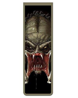 Marcador De Página Magnético Predador - The Predator - MFI307