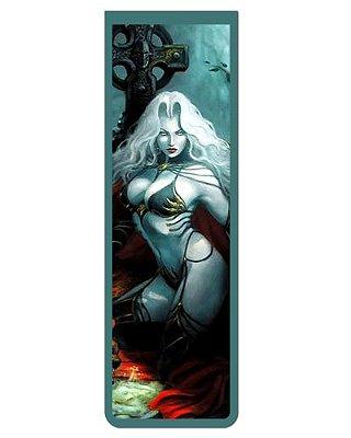 Marcador De Página Magnético Lady Death - MTE01