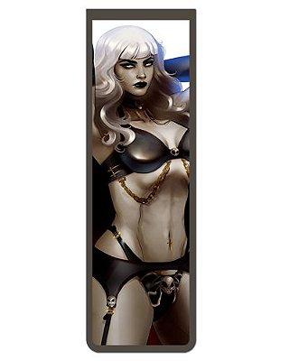 Marcador De Página Magnético Lady Death - MTE06