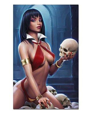 Ímã Decorativo Vampirella - ITE01