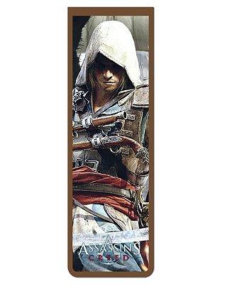 Marcador De Página Magnético Edward Kenway - Assassin's Creed - AC25