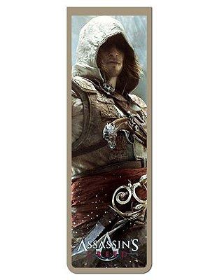 Marcador De Página Magnético Edward Kenway - Assassin's Creed - AC26