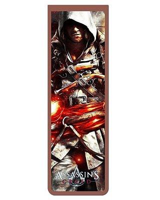 Marcador De Página Magnético Edward Kenway - Assassin's Creed - AC27