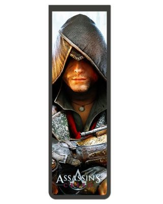 Marcador De Página Magnético Jacob - Assassin's Creed - AC31