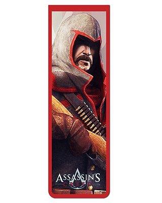 Marcador De Página Magnético Nikolai - Assassin's Creed - AC41