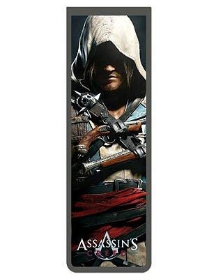 Marcador De Página Magnético Edward Kenway - Assassin's Creed - AC44