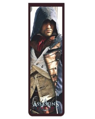 Marcador De Página Magnético Arno - Assassin's Creed - AC45