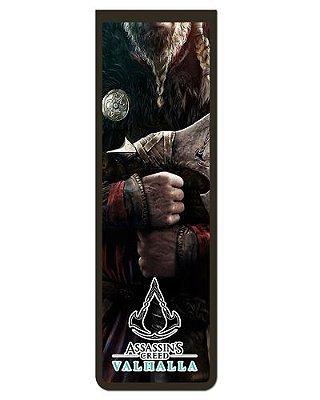 Marcador De Página Magnético Eivor - Assassin's Creed - AC51