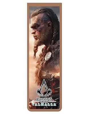 Marcador De Página Magnético Eivor - Assassin's Creed - AC54