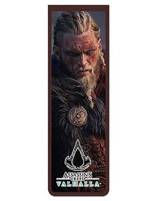 Marcador De Página Magnético Eivor - Assassin's Creed - AC55