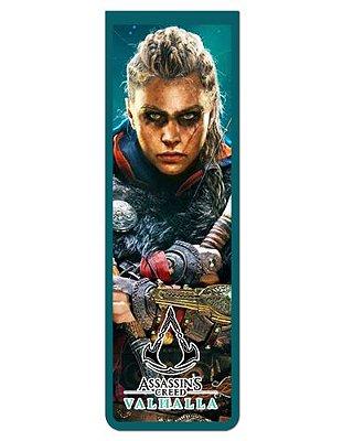 Marcador De Página Magnético Lady Eivor - Assassin's Creed - AC56