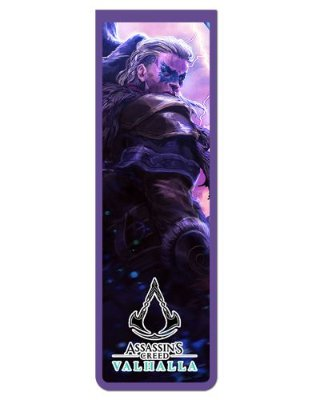 Marcador De Página Magnético Lady Eivor - Assassin's Creed - AC57