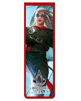 Marcador De Página Magnético Lady Eivor - Assassin's Creed - AC59