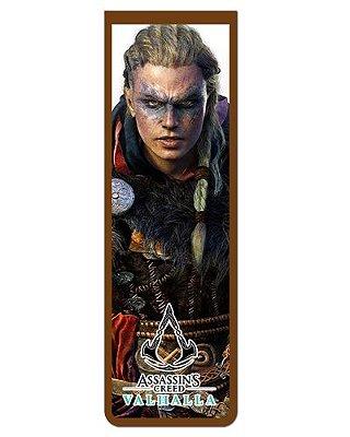 Marcador De Página Magnético Lady Eivor - Assassin's Creed - AC60