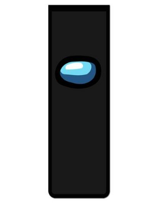 Marcador De Página Magnético Among Us - MGA32