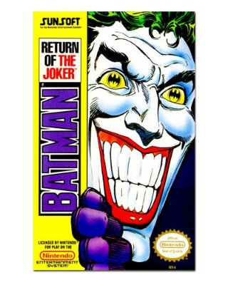 Ímã Decorativo Capa de Game - Batman: Return of the Joker - ICG43