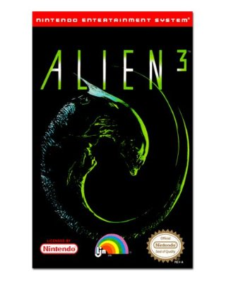 Ímã Decorativo Capa de Game - Alien 3 - ICG48