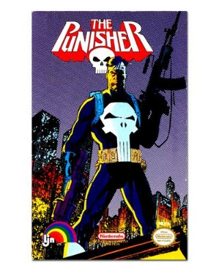 Ímã Decorativo Capa de Game - The Punisher - ICG49