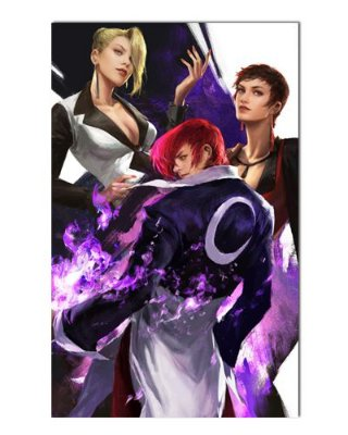 Ímã Decorativo The King of Fighters - IGA59