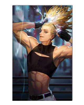 Ímã Decorativo Benimaru Nikaido - The King of Fighters - IGA62