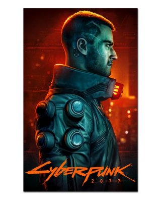 Ímã Decorativo V - Cyberpunk 2077 - IGA20