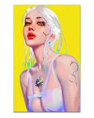 Ímã Decorativo Ciri - Cyberpunk 2077 - IGA25