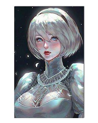 Ímã Decorativo YoRHa 2B - Nier Automata - IGA69