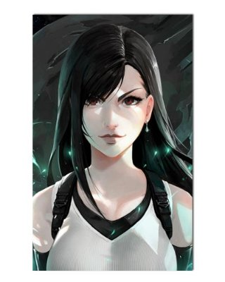 Ímã Decorativo Tifa - Final Fantasy - IGA77
