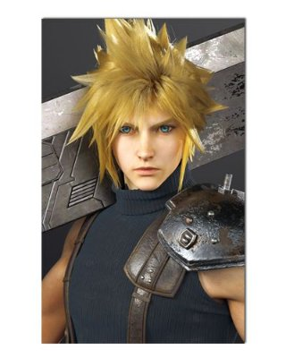 Ímã Decorativo Cloud - Final Fantasy - IGA92