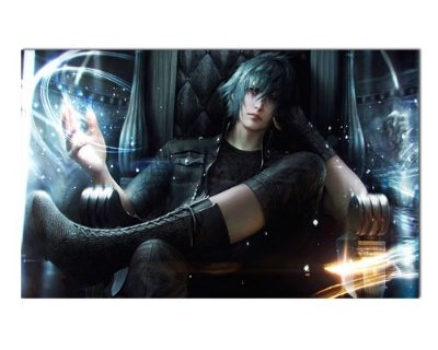Ímã Decorativo Noctis - Final Fantasy - IGA102