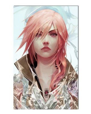 Ímã Decorativo Lightning - Final Fantasy - IGA95