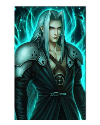 Ímã Decorativo Sephiroth - Final Fantasy - IGA100