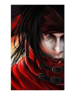 Ímã Decorativo Vincent Valentine - Final Fantasy - IGA104
