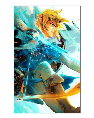 Ímã Decorativo Link - The Legend of Zelda - IGA137