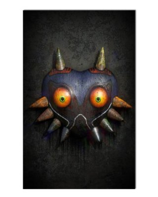 Ímã Decorativo Majora's Mask - The Legend of Zelda - IGA154
