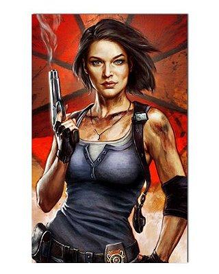 Ímã Decorativo Jill Valentine - Resident Evil - IGA121