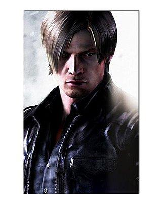 Ímã Decorativo Leon S Kennedy - Resident Evil - IGA131