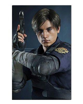 Ímã Decorativo Leon S Kennedy - Resident Evil - IGA132