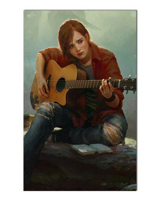Ímã Decorativo Ellie - The Last of Us - IGA36
