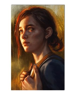 Ímã Decorativo Ellie - The Last of Us - IGA39
