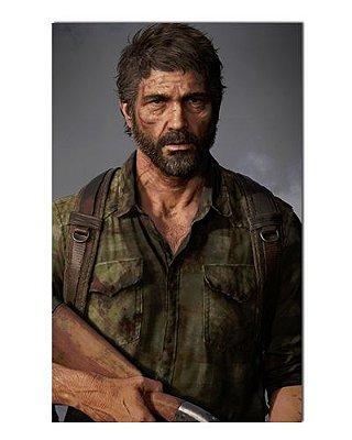 Ímã Decorativo Joel - The Last of Us - IGA42