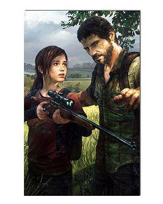 Ímã Decorativo Ellie e Joel - The Last of Us - IGA45
