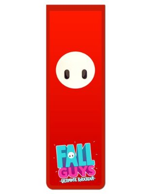 Marcador De Página Magnético Fall Guys - MGA39