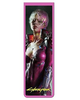 Marcador De Página Magnético V - Cyberpunk 2077 - MGA52