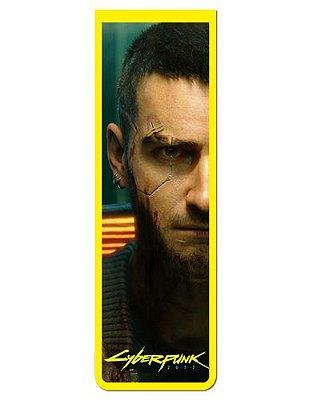 Marcador De Página Magnético V - Cyberpunk 2077 - MGA54